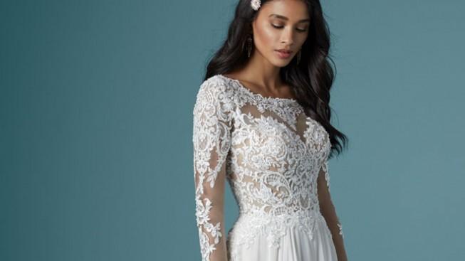 Brudekjoler: Watters 2020 Inspirasjon kjoler My Wedding