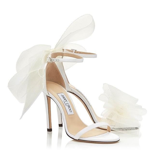 10 elegante sko til brud med høy hæl Forsideartikler